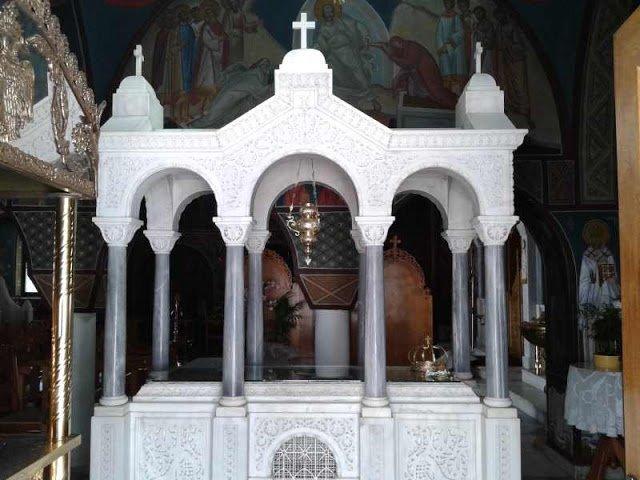 μοναστήρια  Λέσβος Μυτιλήνη