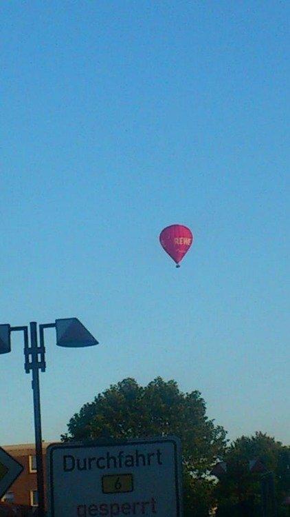 διαφημιστικό-αερόστατο