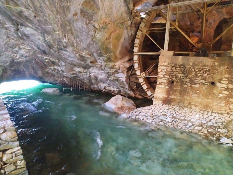 σπήλαιο-Αγγίτη-Δράμα