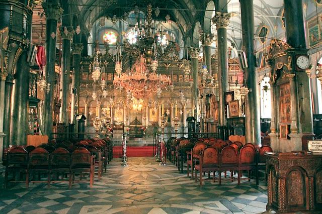 μοναστήρια της Λέσβου